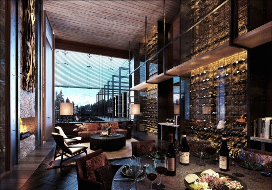 141213 blog_the_chedi_andermatt_wine_library_rendering_01